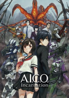 A.I.C.O.: Incarnation (Dub)