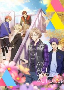 A3! Season Autumn & Winter (Dub)