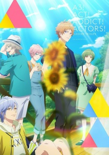 A3! Season Spring & Summer (Dub)