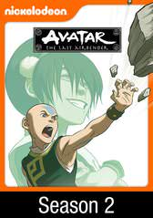 Avatar: The Last Airbender: Book 2 - Earth,