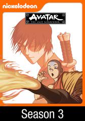 Avatar: The Last Airbender: Book 3 - Fire (Dub)