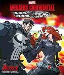 Avengers Confidential: Black Widow & Punisher (Dub)