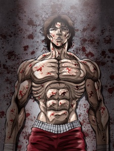 Baki 2nd Season (Dub)