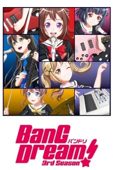 BanG Dream! 3rd Season | Watch Movies Online
