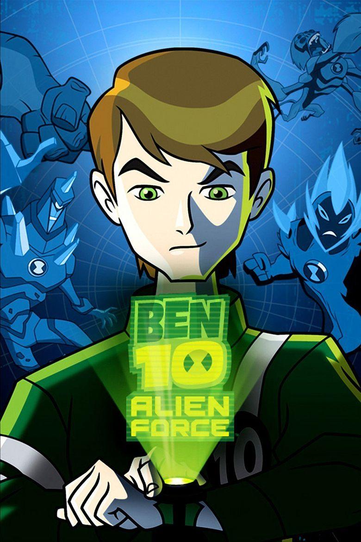 Ben 10: Alien Force Season 04 (Dub)