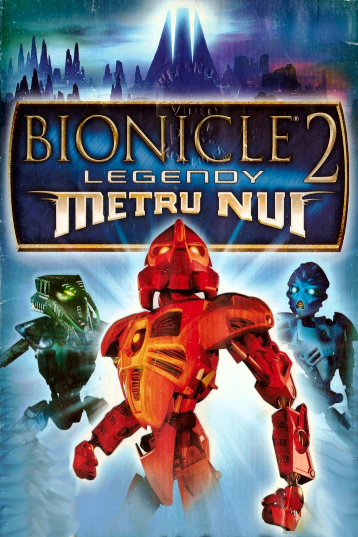Bionicle 2: Legends of Metru Nui (Dub)