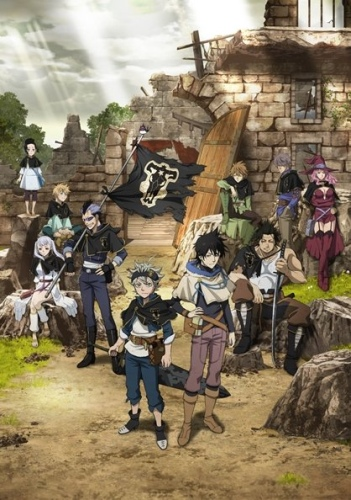 Black Clover (TV) | Watch Movies Online