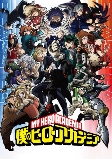 Boku no Hero Academia 5th Season (Dub) episode 2