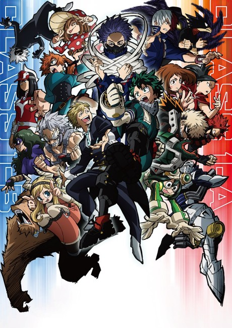 Boku no Hero Academia 5th Season | Watch Movies Online