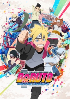 Boruto: Naruto Next Generations (Dub) episode 119