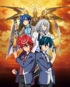 Cardfight!! Vanguard G: Z (Dub)