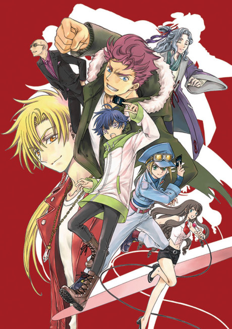Cardfight!! Vanguard: overDress episode 3