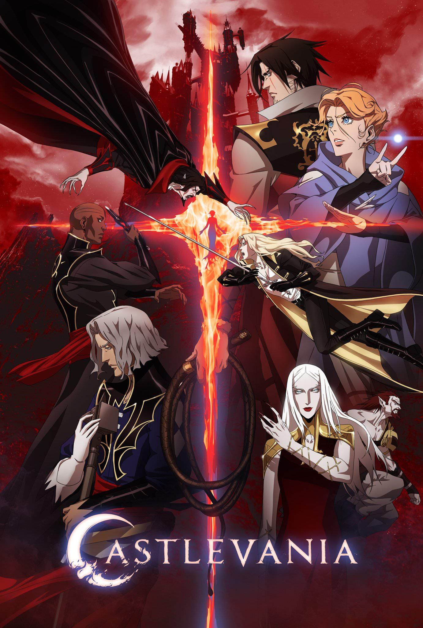 Castlevania Season 2 (Dub)