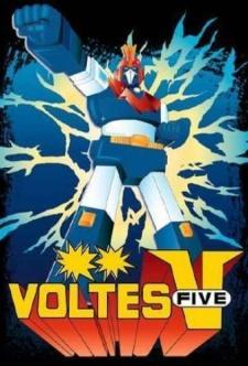 Chou Denji Machine Voltes V