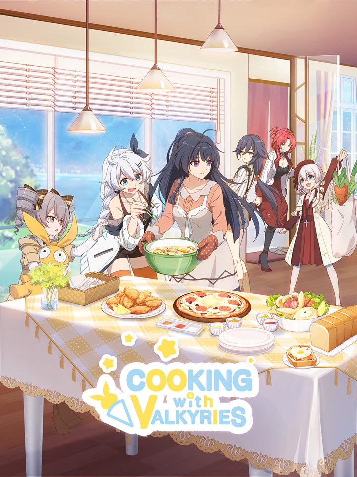 Cooking with Valkyries
