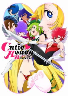 Cutie Honey Universe (Dub)