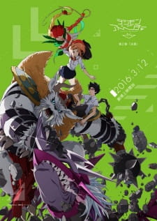 Digimon Adventure tri. 2: Ketsui (Dub)