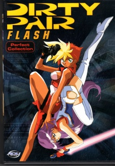 Dirty Pair Flash (Dub)