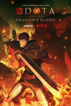 Dota: Dragon's Blood (Dub)