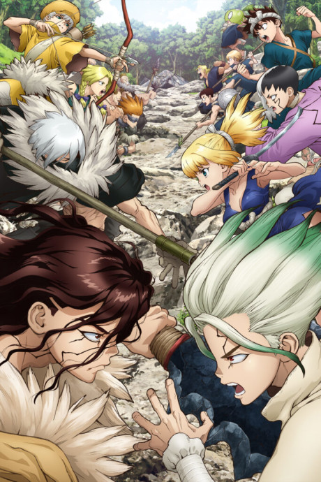 Dr. Stone: Stone Wars (Dub) | Watch Movies Online