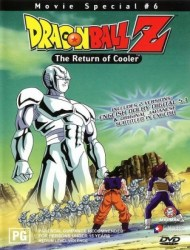 Dragon Ball Z Movie 06: The Return of Cooler (Dub), Dragon Ball Z Movie 06: Gekitotsu!! 100-oku Power No Senshi-tachi, DRAGON BALL Z 激突!! 100億パワーの戦士たち
