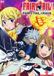 Fairy Tail x Rave OVA