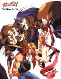 Fatal Fury 2: The New Battle (Dub)