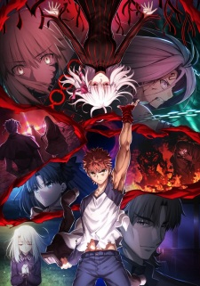Fate/stay night Movie: Heaven\'s Feel - III. Spring Song (CAMRIP)
