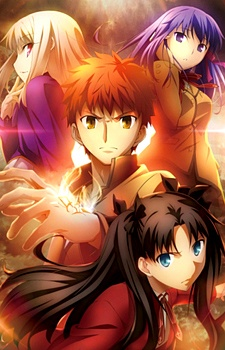 Fate/stay night: Unlimited Blade Works (TV) (Dub)
