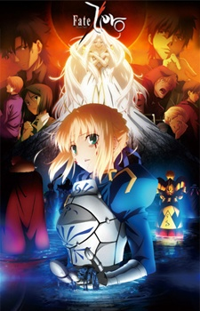 Fate/Zero 2nd Season (Dub)