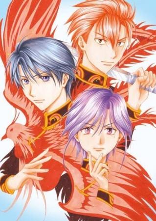 Fushigi Yuugi OVA (Dub)