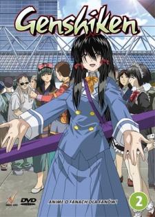 Genshiken (Dub) Episode 8