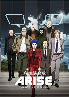 Ghost in the Shell: Arise - Border:1 Ghost Pain (Dub)