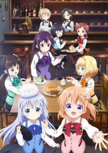 Gochuumon wa Usagi Desu ka? Bloom episode 4