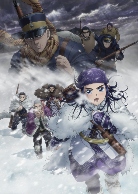 Golden Kamuy 3rd Season (Dub) episode 6