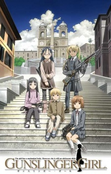 Gunslinger Girl (Dub)