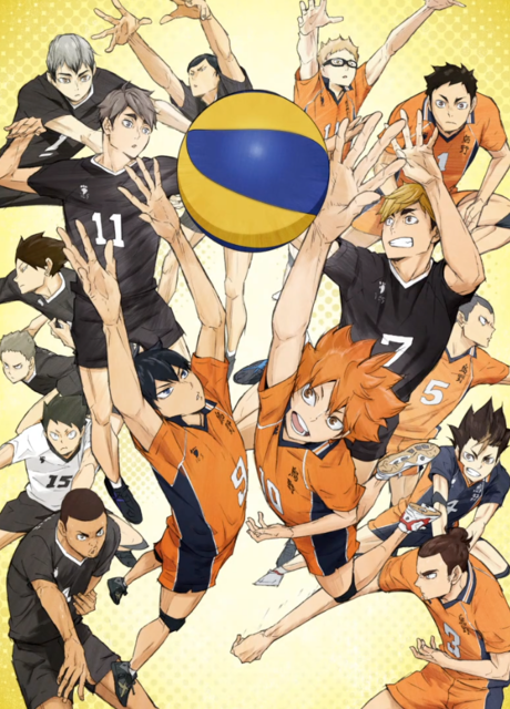 Haikyuu!!: To the Top 2nd Season episode 10