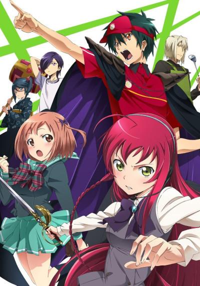 Hataraku Maou-sama! 2nd Season