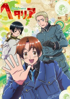 Hetalia Axis Powers (Dub)