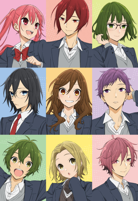 Horimiya episode 9