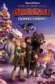 How to Train Your Dragon Homecoming (2019) (Dub)