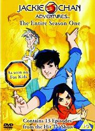 Jackie Chan Adventures Season 02 (Dub)