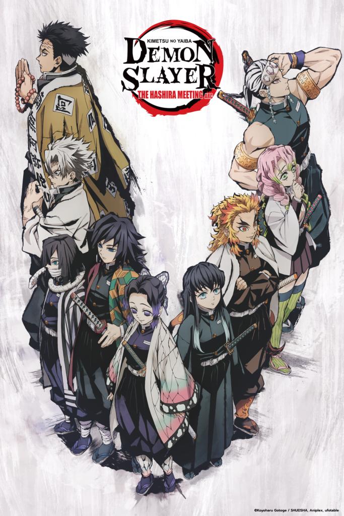Kimetsu no Yaiba Recap Movie 3: The Hashira Meeting Arc