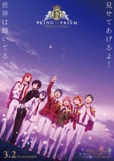 King of Prism: Shiny Seven Stars II - Kakeru x Joji x Minato