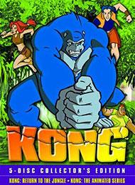 Kong: The Animated Series (Dub)