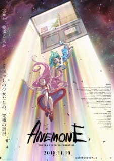 Koukyoushihen Eureka Seven Hi-Evolution 2: Anemone (Dub)