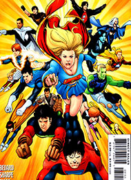 Legion of Super Heroes Season 01