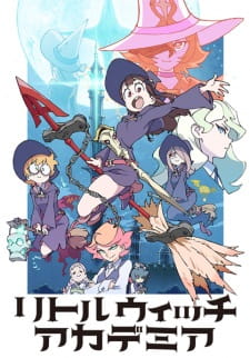 Little Witch Academia (TV) (Dub) episode 25