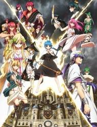 Magi: The Kingdom of Magic (Dub)