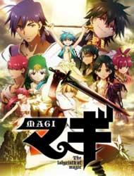 Magi: The Labyrinth of Magic (Dub)